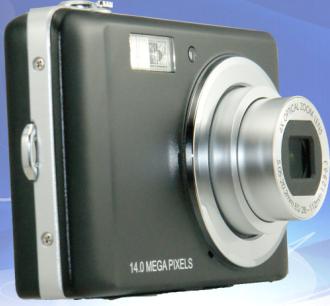 高清数码相机-L140