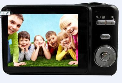 高清数码相机-L160